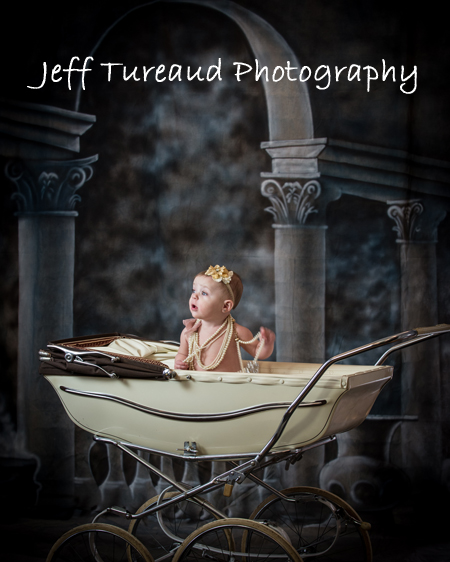 Children portraits by Jeff Tureaud Photography