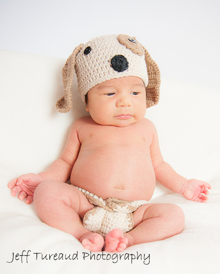 Baby portraits by Jeff Tureaud Photography in Freehold NJ.